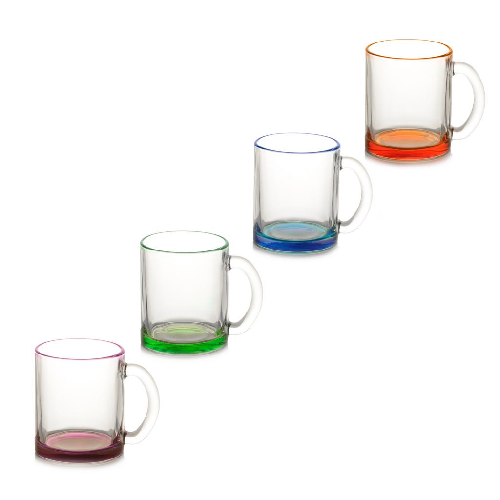 Фотосъёмка стеклянных чашек
